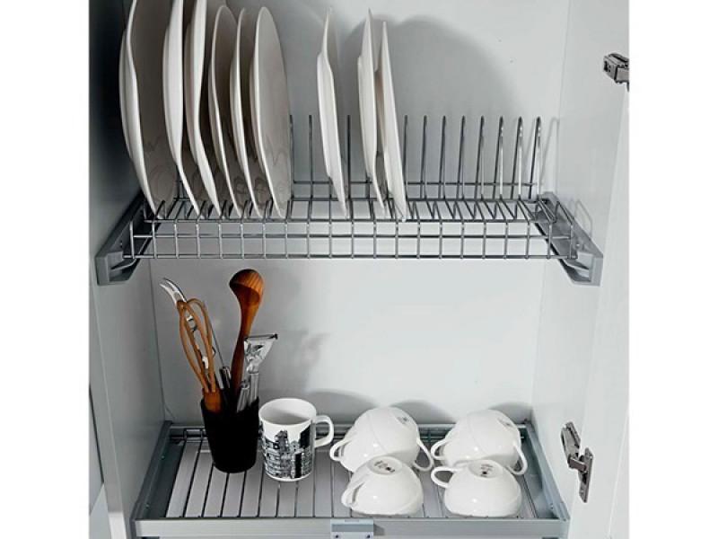 Двухуровневая сушка для кухни