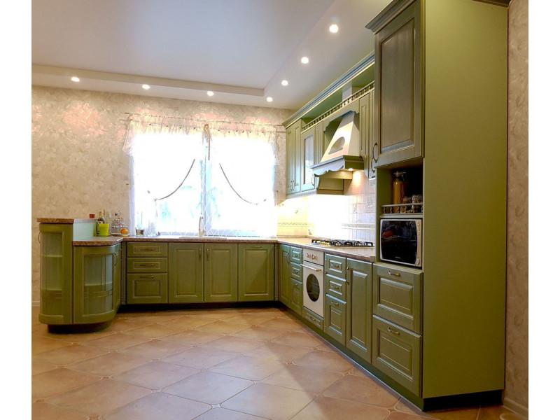 Кухня из массива Оливия