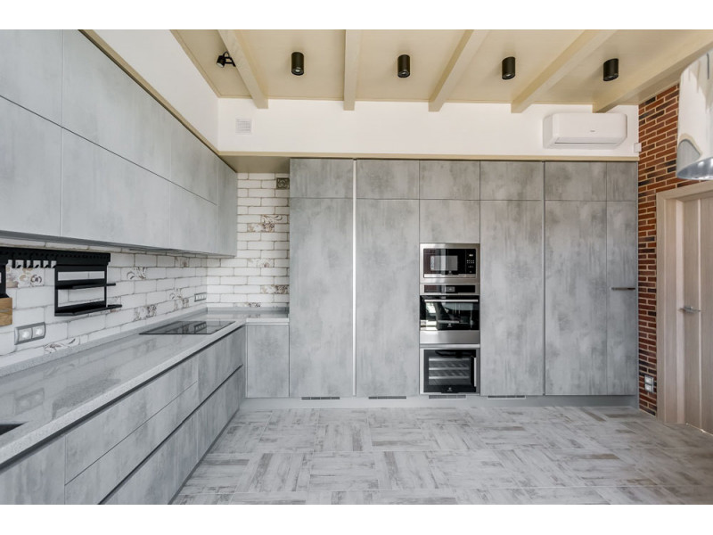 Кухня Лофт 3