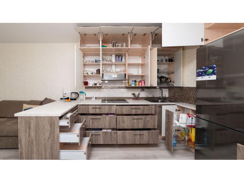 Кухня Вуд 1