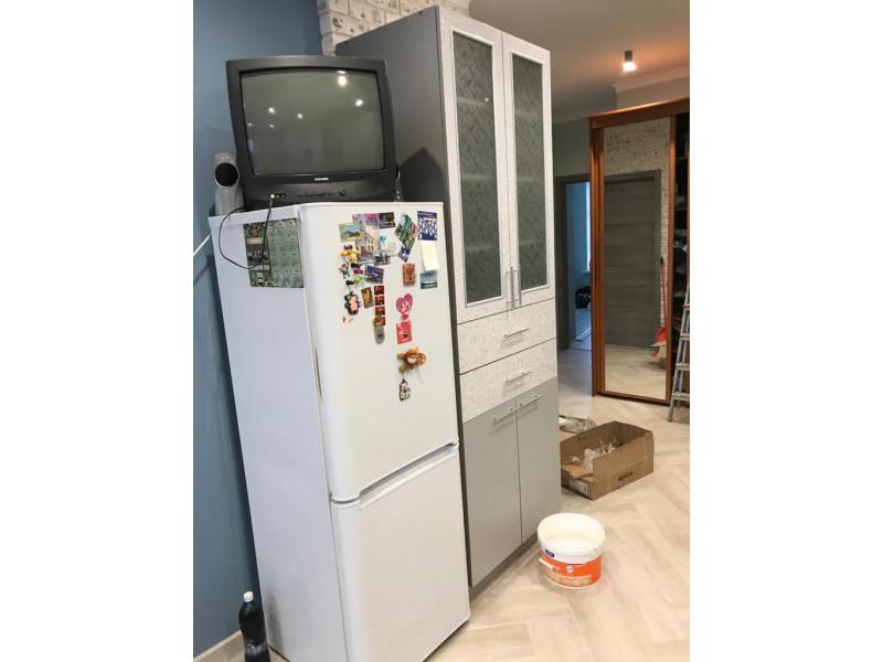 Кухня из пластика ПЛ-014