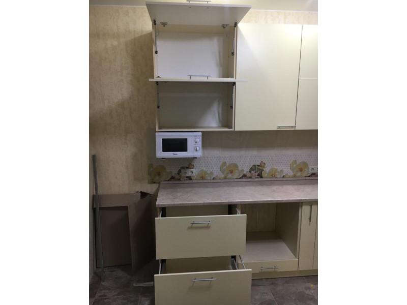 Кухня из пластика ПЛ-046