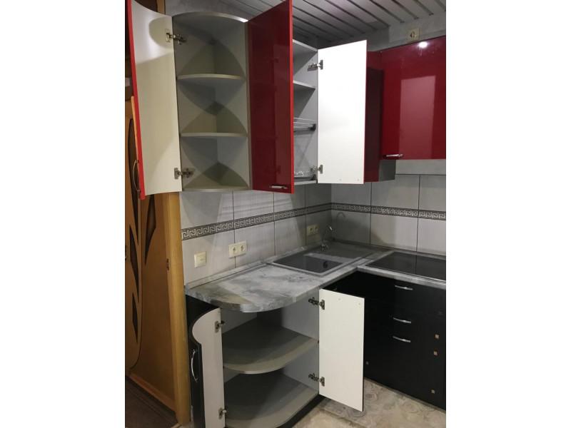 Кухня из пластика ПЛ-015