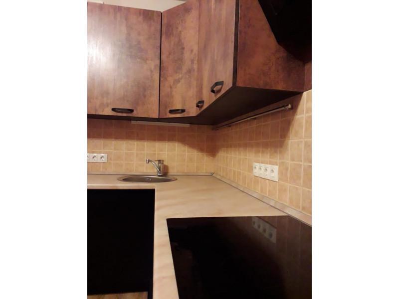 Кухня из пластика ПЛ-002