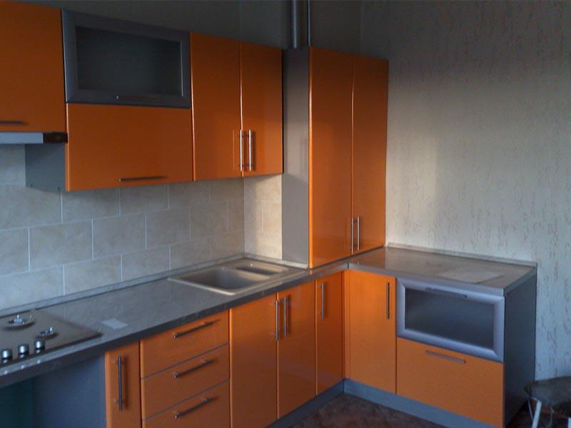 Кухня ПВХ-057