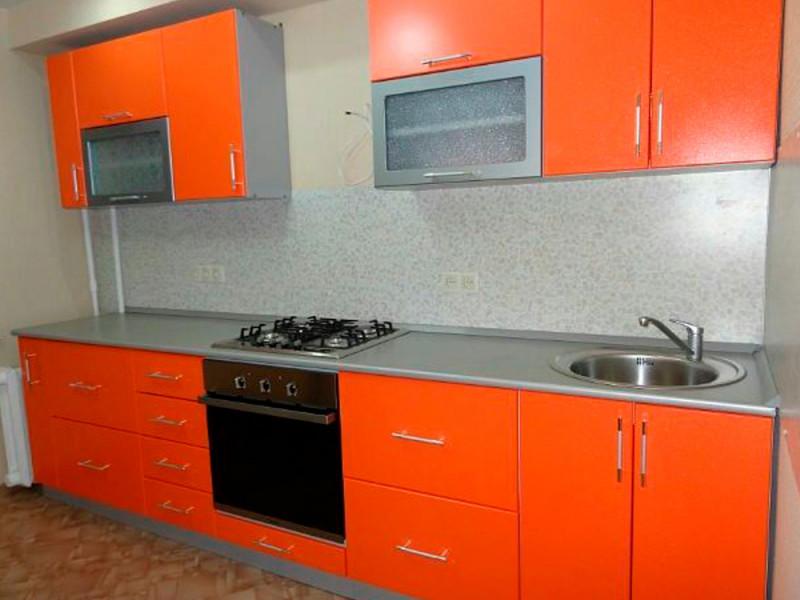 Кухня ПВХ-021