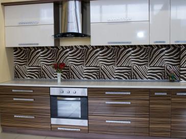Кухня ПВХ-017