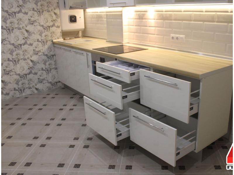 Кухня прямая ЭП-011
