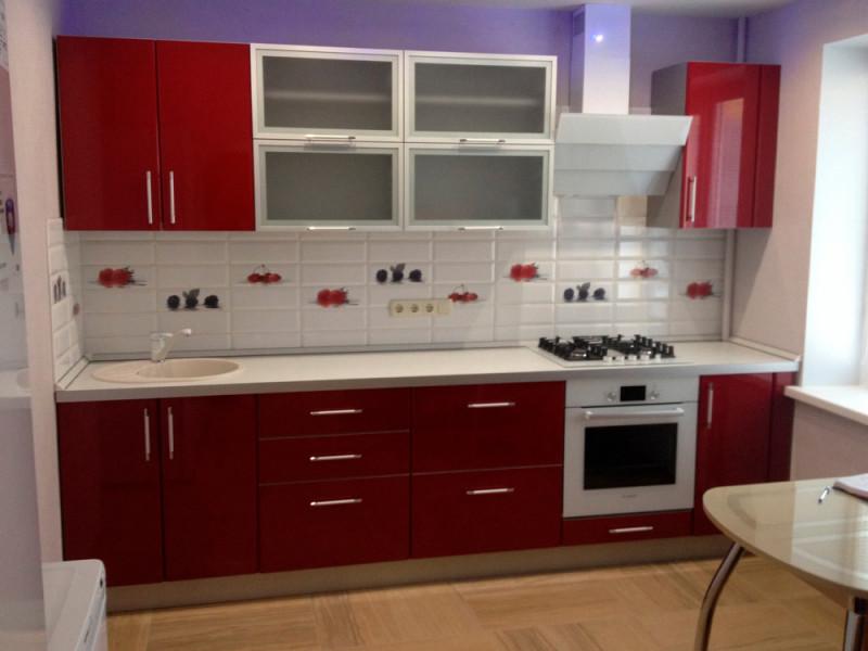 Кухня ПВХ-066