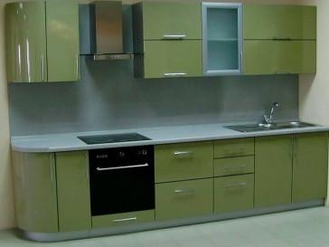 Кухня ПВХ-067