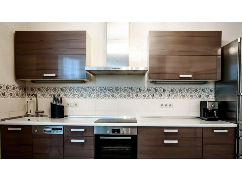Кухня из пластика ПЛ-033