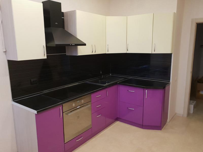 Кухня ПВХ-007