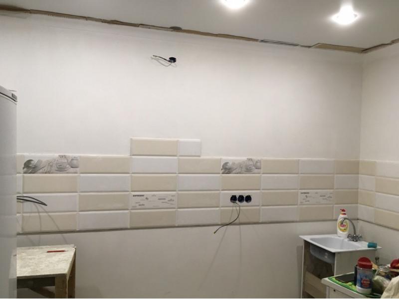 Кухня ПВХ-009