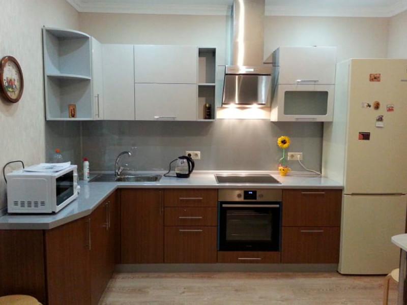 Кухня ПВХ-010