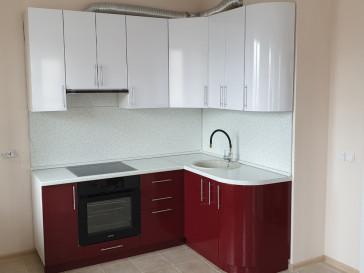 Кухня ПВХ-004