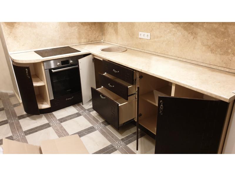 Кухня ПВХ-005