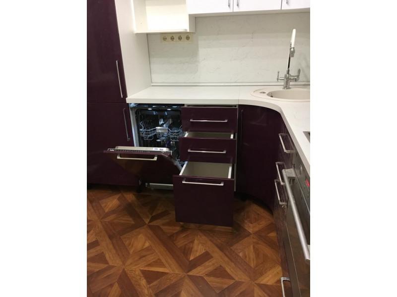 Кухня ПВХ-001