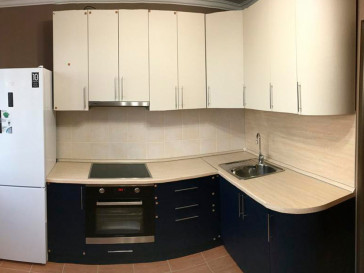 Кухня ПВХ-073