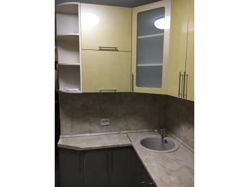 Кухня ПВХ-013
