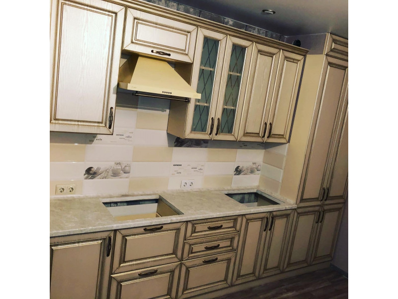 Кухня ПВХ-075