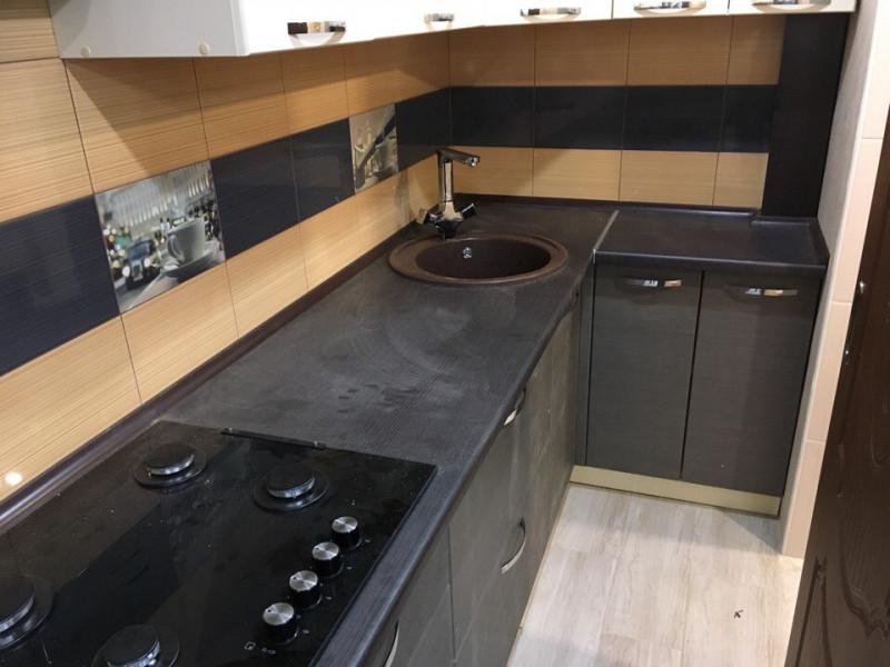 Кухня ПВХ-076