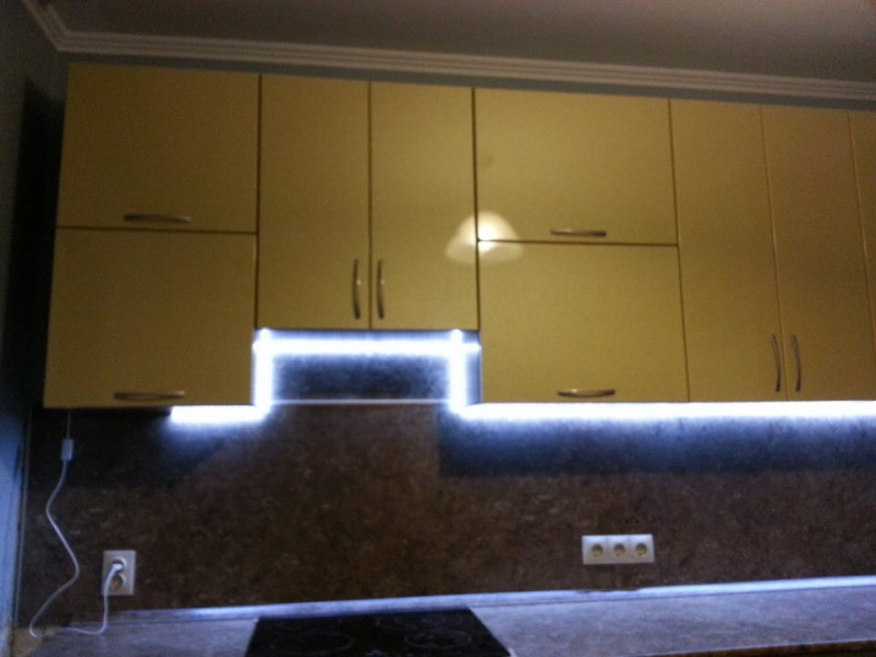 Кухня ПВХ-079