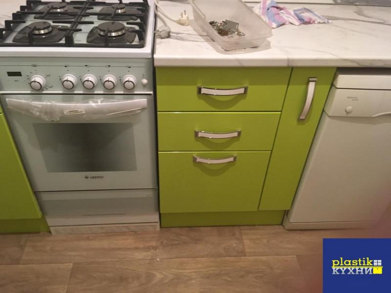 Кухня ПВХ-081