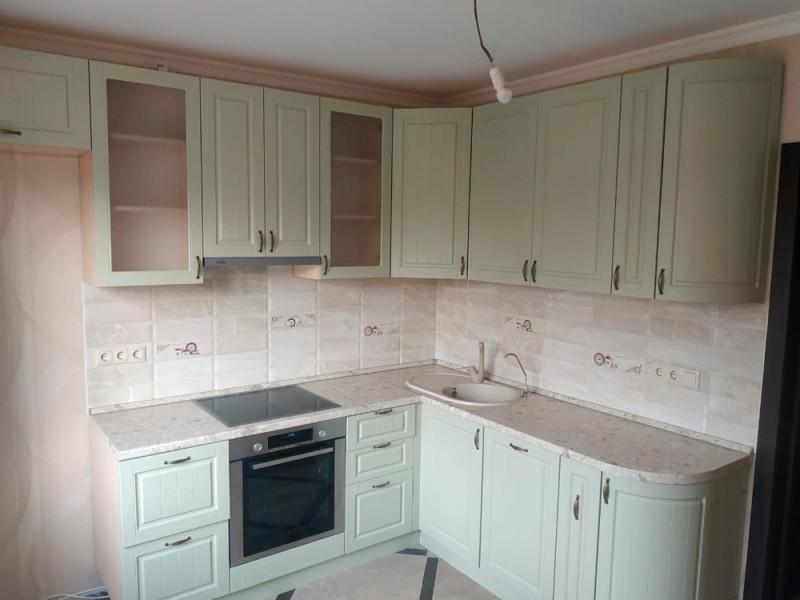 Кухня ПВХ-086