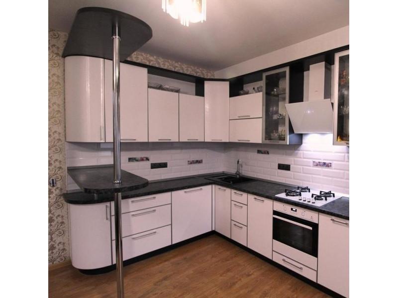 Кухня из пластика ПЛ-056