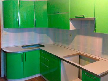 Кухня ПВХ-025