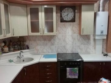 Кухня ПВХ-026
