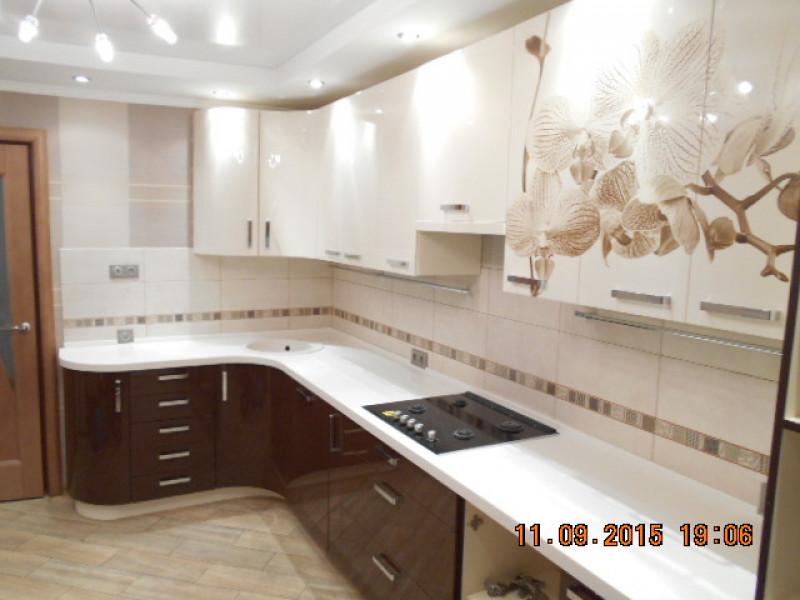 Кухня ПВХ-019