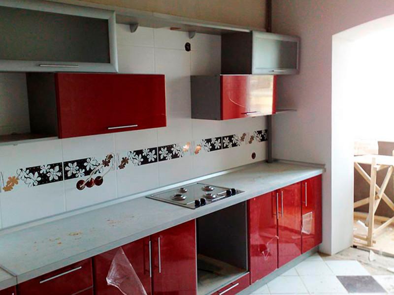 Кухня ПВХ-032