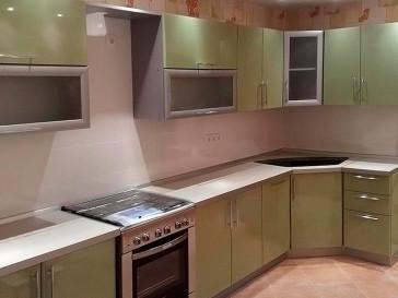 Кухня ПВХ-034