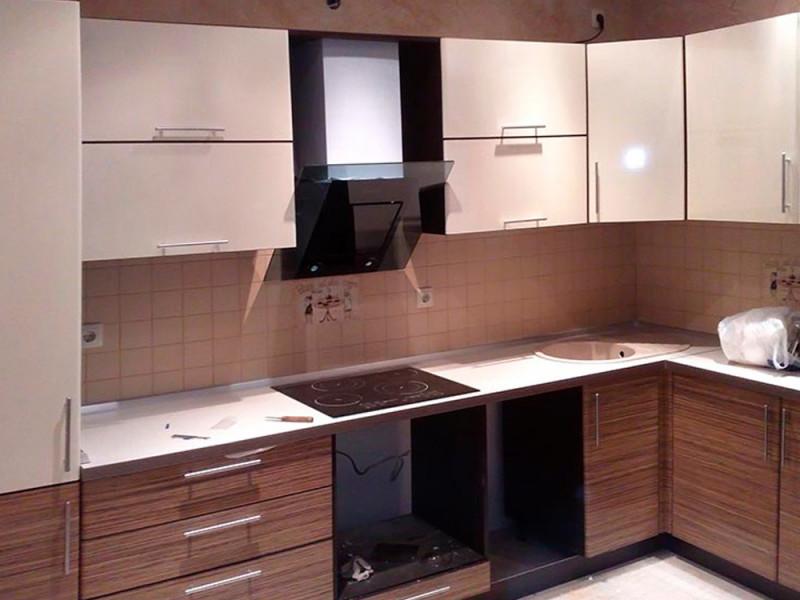 Кухня ПВХ-035