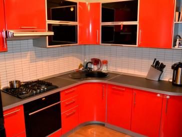 Кухня ПВХ-037