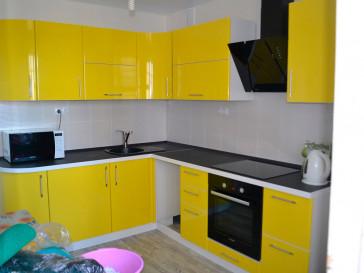 Кухня ПВХ-054