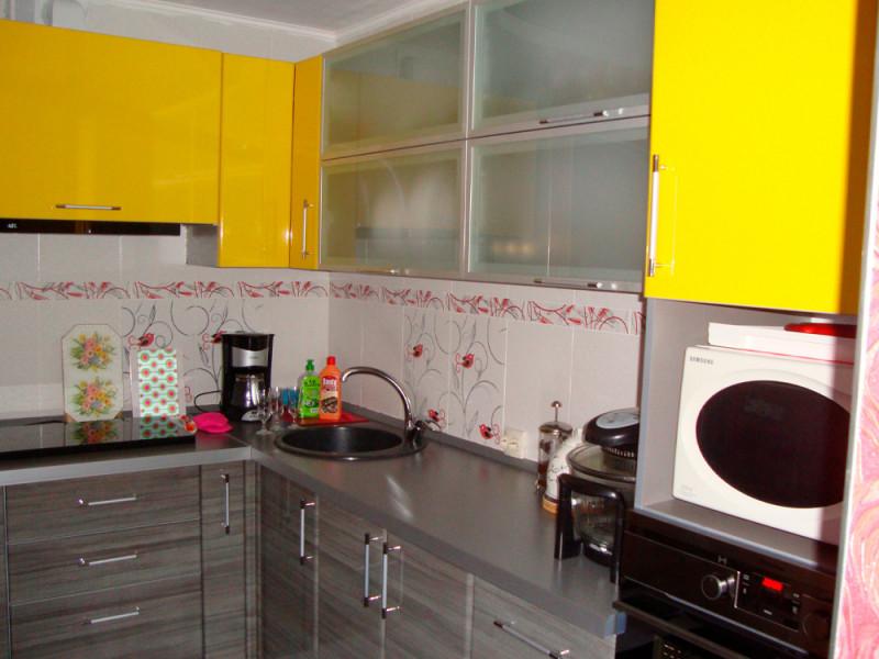 Кухня ПВХ-031