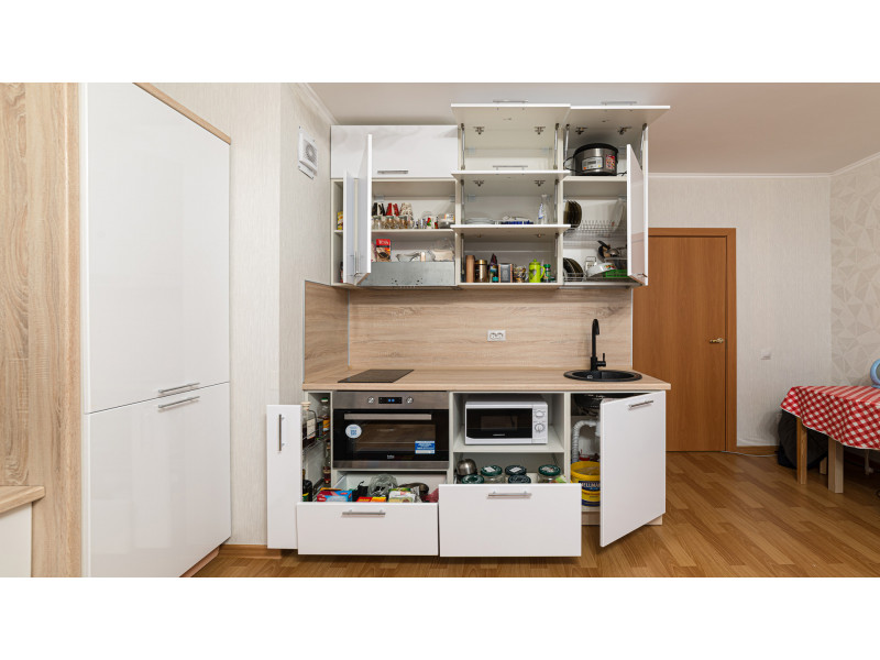 Кухня ПВХ Эрика