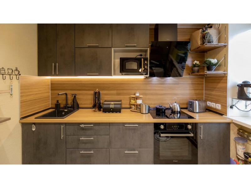 Кухня ПВХ Марвел