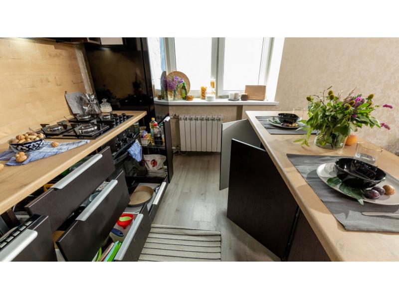 Кухня ПВХ Николь