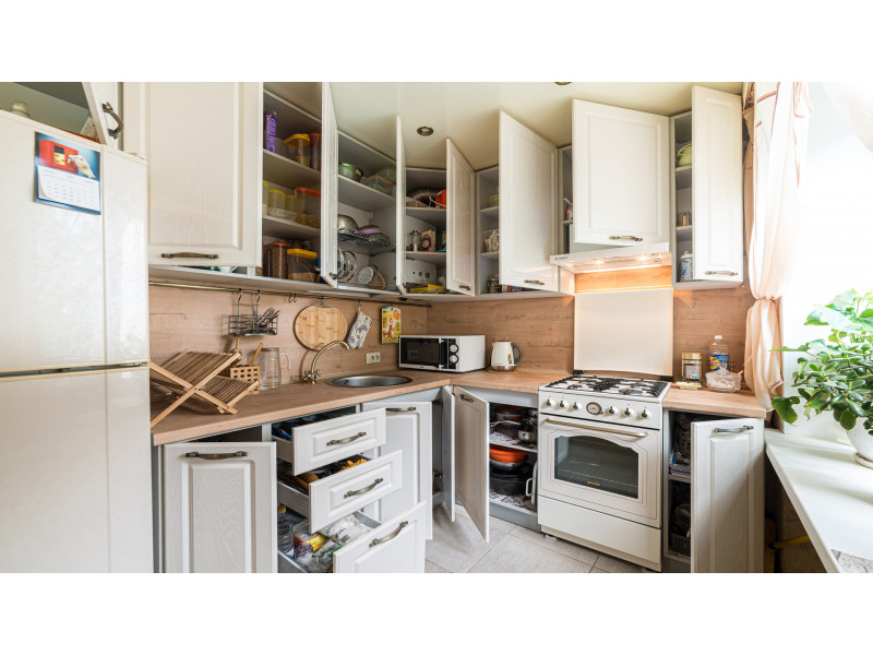 Кухня ПВХ Шарлиз