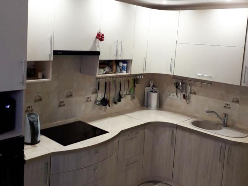 Радиусная кухня Глория 1