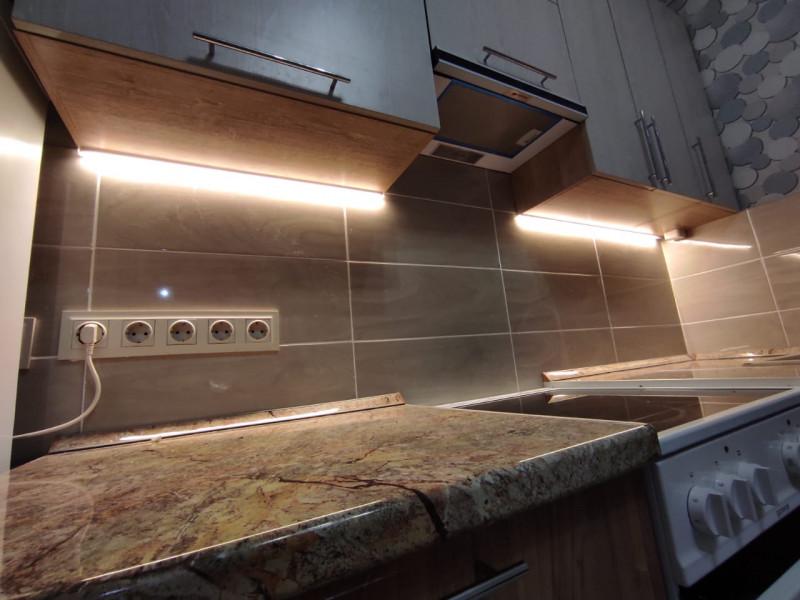 Радиусная кухня Кантри 3
