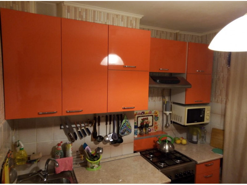 Яркая кухня Оранж 2