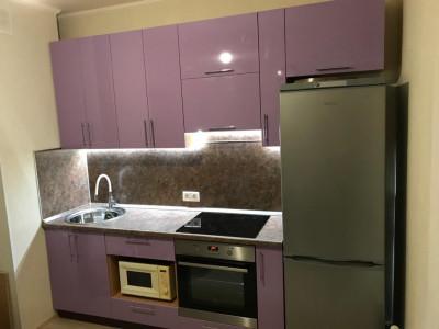 Кухня МДФ ПЛ-044 в пластике Arpa