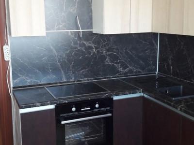 Кухня МДФ ПЛ-058 в пластике Arpa